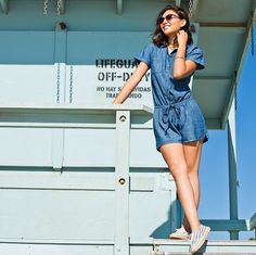 Looking for the perfect romper? Try on this and other styles from Old Navy using your mobile device and the Try It On-Online app! http://tryiton-online.com