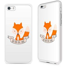 Gadget Zoo Famous Quote Motivational Saying Oh for Fox Sake Funny Phone Case Hard Cover For iPhone 4  4s White -- You can get additional details at the image link. (Note:Amazon affiliate link) #CellPhonesAccessories