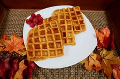 Nothing is better than on a cool fall morning to start with a mug of coffee and pumpkin waffles. Every bite of these Pumpkin Waffles tastes like autumn heaven. Pumpkin Waffles, Autumn Morning, Heaven, Coffee, Breakfast, Fall, Kaffee, Autumn, Sky