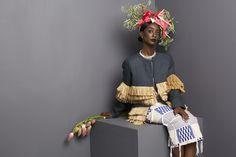 Saint Heron highlights the work of the talented, black designer Loza Maléombho during fashion week.