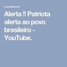 Alerta !! Patriota alerta ao povo brasileiro - YouTube. Situação dos agricultores no Rio Grande do Sul, também confirmado por uma rádio associada da CBN. Vamos divulgar esse vídeo em todos os grupos.