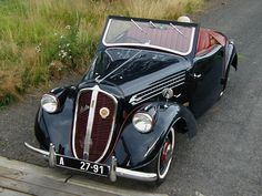 Skoda Popular Cabriolet Vintage Cars, Antique Cars, Car Car, Old Cars, Volvo, Cars And Motorcycles, Techno, Super Cars, Classic Cars