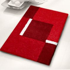 52 Best Red Bathroom Rugs Images