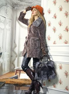 Tips and Tricks to Be Fashionable in Winter. Chich outfits for Canadian winter. It's so cold! The Flying Couponer. Source by flyingcouponer Winter fashion Canadian Winter, Fashion Boutique, Winter Fashion, Fur Coat, My Style, Lace, Womens Fashion, Tips, Outfits