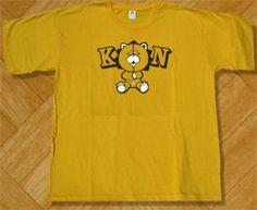 Bleach Kon Bear Plush Doll Style modsoul Shirt T-shirt tee Tshirt