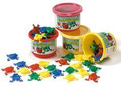 Viking Toys Spel Grodspelet