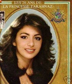 Farahnaz Pahlavi (born 12 March 1963) is the eldest daughter of Mohammad Reza Pahlavi by his third wife, Farah Pahlavi. She was born Princess Farahnaz Pahlavi, as per official dynastic usage, with the style Her Imperial Highness.