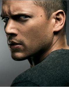 Wentworth Miller. Prison Break 4-Eva.