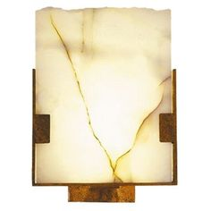 Stone Wall Sconce by Kane Shrader