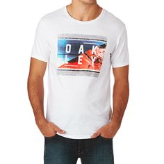 Oakley Yeww T-shirt - White