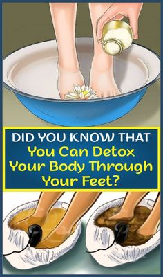 Did You Know That You Can Detox Your Body Through Your Feet? Healthy Helps Did You Know That You Can Detox Your Body Through Your Feet? Healthy Helps Violet Hanneson vihanneson Back to […] bath detox recipes sea salt Chocolate Slim, Leaky Gut, Varicose Veins, Detox Drinks, How To Relieve Stress, Natural Remedies, Herbal Remedies, Achy Body Remedies, Blackhead Remedies