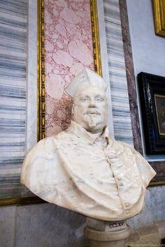 Cardinal Scipione Borghese Bernini Borghese Gallery Galleria Borghese Rome Italy