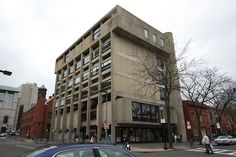 Boston Architectural College, Ashley, Myer & Associates, 1966.  (thanks to dpatter.) View this on the map
