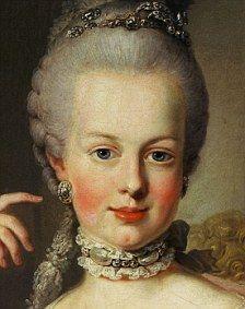 Marie Antoinette – the choker queen.