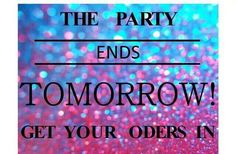 Party ends tomorrow https://www.youniqueproducts.com/acdaniels/products