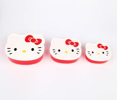 Must-have: Hello Kitty Lunch Cases I have these!
