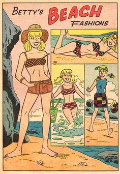 Maybe not any of these. | 31 Totally Wearable Vintage Archie Comics Looks For Girls