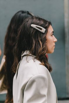 Cintillos, Pinches And Locks, The Accessories… For The Hair Take The Street Style Redhead Hairstyles, Trendy Hairstyles, Cabelo Inspo, Hair Day, My Hair, Hair Locks, Pelo Formal, Mode Ootd, Fashion Gone Rouge
