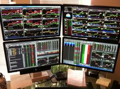 Forex Trading Strategies Day Trading Stocks Trading Pins Pin Trading Forex Trading Strategies Day Trading Stocks Trading Pins Pin Trading Day Trading For Beginners Trading Options Trading Stocks Forex Trading. Best Gaming Setup, Gaming Room Setup, Desk Setup, Pc Desk, Trading Desk, Day Trading, Luxor, Stock Charts, Get Your Life
