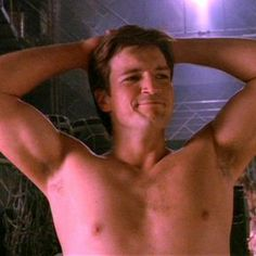 If you didn't think it was possible for Nathan Fillion to get more nerd cred, you were sorely mistaken. Deadline and the Mary sue are reporting that Fillion has signed Nathan Fillion Firefly, Nathan Fillon, Firefly Serenity, Geek Out, Inevitable, Best Tv, Make Me Smile, Fangirl, Eye Candy