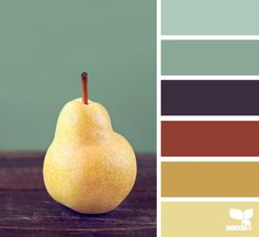 Pear color