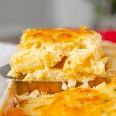 Easy Lamb Recipes, Side Dish Recipes, Potato Recipes, Potato Dishes, Best Scalloped Potatoes, Scallop Potatoes, Salt And Vinegar Potatoes, Slow Cooker Pork, Chops Recipe