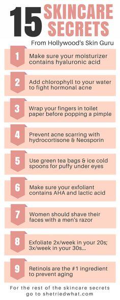15 Must-Read Skin Secrets From Kate Sommerville, Hollywood Skin Guru