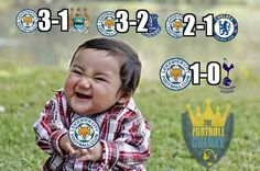 Leicester City Be Like