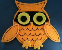 Fall Owl Craft