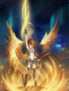 Shana the Flame Haze <3 -- Shakugan no Shana
