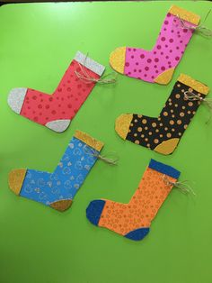Okulöncesi çorap