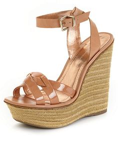 BCBGeneration Shoes, Frankee Espadrille Wedge - too cute