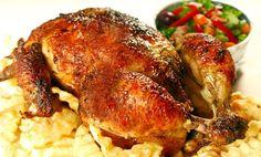 Recetas de Cocina diarias, gratis y fáciles de preparar: Pollo a la brasa