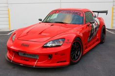 Hot racing style S2000.