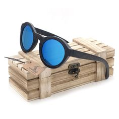CHIC - Ebony Wooden Polarized