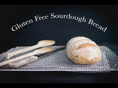 Gluten Free Sourdough Bread - Baking Magique (makes great baguettes, pain d'epi, etc.)