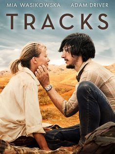 From the producers of THE KING'S SPEECH comes this remarkable true story of Robyn Davidson, a young woman who leaves her urban life to trek through the sprawling Australian desert. Movie Talk, See Movie, Film Movie, Robyn Davidson, Tracks Movie, King's Speech, Mia Wasikowska, Ian Mckellen, Inspirational Movies