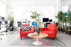 "S.F.'s COOLEST Start-Up Offices, Revealed  #refinery29  http://www.refinery29.com/san-francisco-startups#slide15  What exciting project are you working on right now?  ""Right now, I'm really excited to be working towards bringing V2 of our Print Studio app into reality. It's one of our biggest design undertakings to date, and has been a sweet time and space to play and learn and try some things.""  How would you describe Social Print Studio's office culture?  ""Fluid, just like the objects and…"