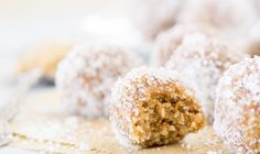 Peanut Butter Chai Bliss Balls – Nicole Joy: Health, Wellness & Essential Oils