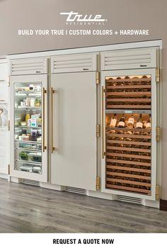 Home Decor Kitchen, Home Kitchens, Kitchen Design, Kitchen Ideas, Dream Home Design, Home Interior Design, House Design, Dream House Plans, Custom Homes
