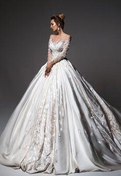 Oksana Mukha Wedding Dresses 2017 Cataleya