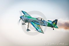 """Lithuanian aerobatic pilot and aeronautical engineer, Jurgis Kairys, recognized as the best master of unlimited flights in the world. Also has established several man oeuvres including the """"Kairys Wheel"""". Aerobatic Show Event. Image Photography, Editorial Photography, Air Show, Airplanes, Pilot, Aviation, Engineering, Planes, Aircraft"""