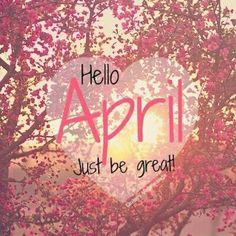 April-Good Month