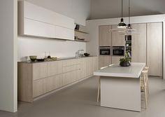 Nueva serie 45 de Dica: funcionalidad y minimalismo en la cocina - Interiores Minimalistas