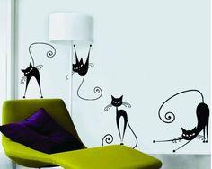 Sticker decorativ Pisicute Simpatice