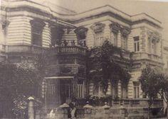 Bruselas 7 Casa de la niñez del ex presidente de México Jose López Portilla, 1907 colonia Juárez