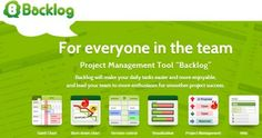 Backlog Online project management software and collaboration tool