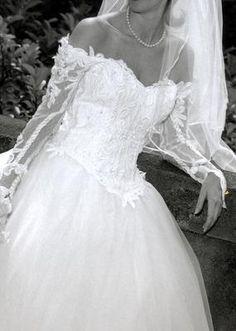 Eve of Milady - Used Wedding Dress   SmartBrideBoutique.com  $525