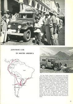 1959 Toyota Landcruiser FJ