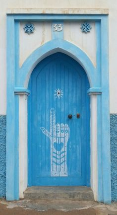 Door Sidi Ifni